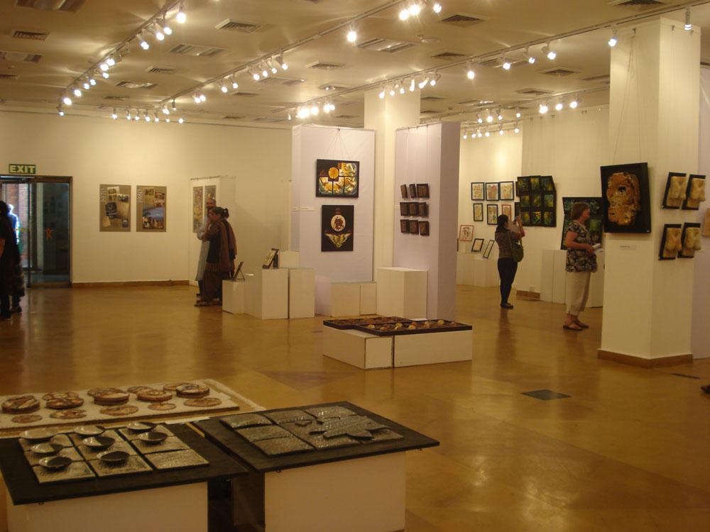 Ceramic Art Show- \'Tiles Forever\' : New Delhi – Rekha Goyal