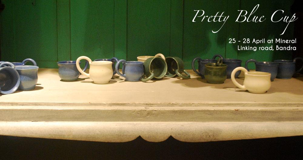 Pop-up studio pottery exhibition at Bandra