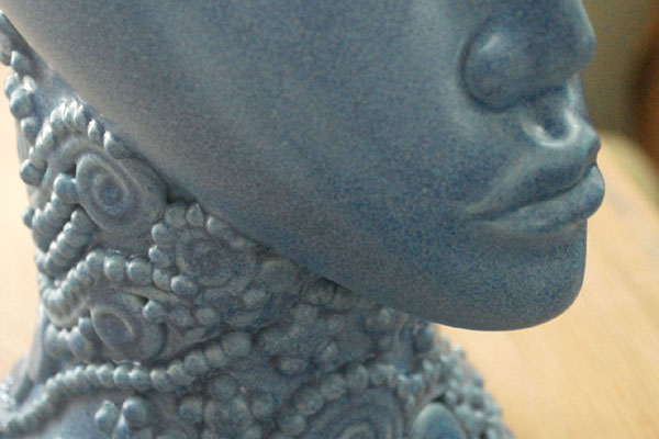The Blue Bust by Rekha Goyal