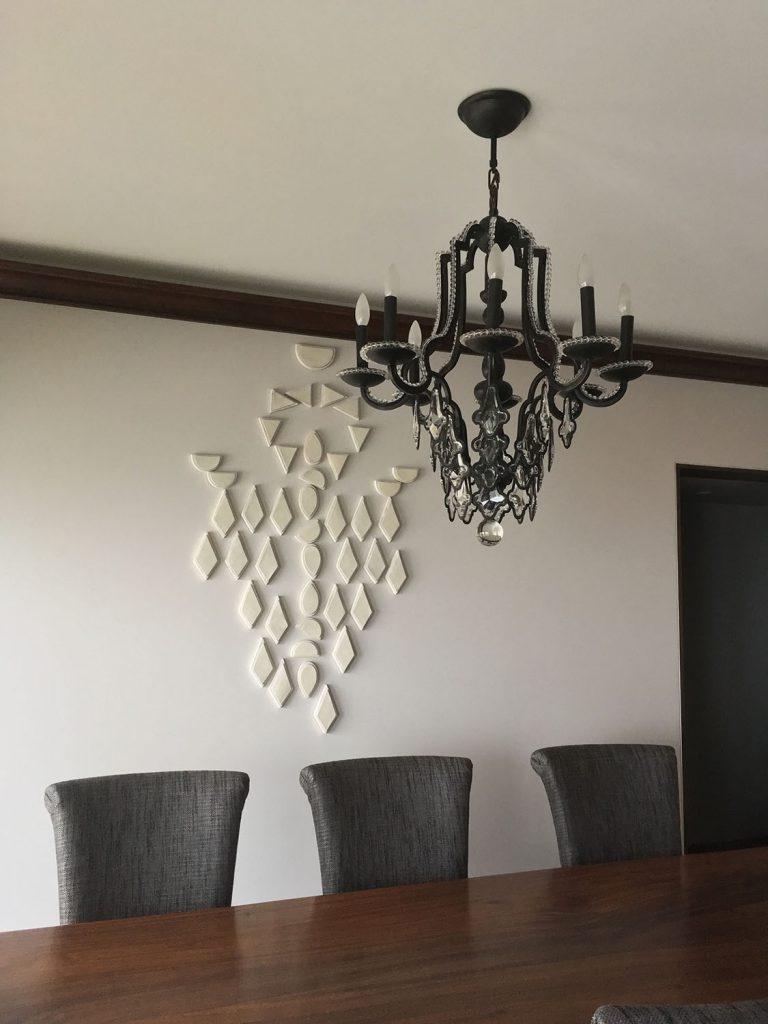 White Shadow - Wall Art